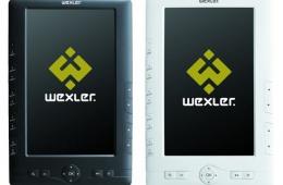 Цветная электронная книга Wexler T7001