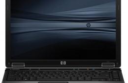 Неудачная модель от HP