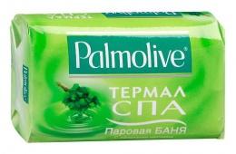 Эффект бани от куска мыла Palmolive