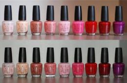 OPI Nail Lacquer: любимые лаки для ногтей