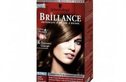 Краска Brilliance сделала мои волосы сияющими