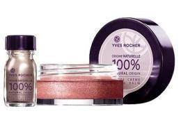 Блестящие тени для экспериментального макияжа