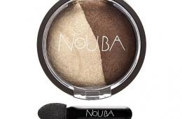 Яркие мягкие тени NoUBA DOUBLE BUBBLE