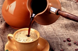 Кофе с маслом для стройности и гладкости кожи