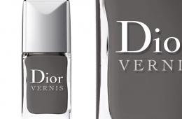 Лак Dior Vernis: идеальный серый