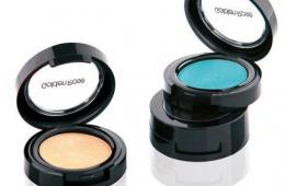 Шелковистые тени для красивого макияжа