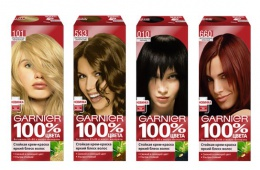 Краска Garnier - находка для моих волос
