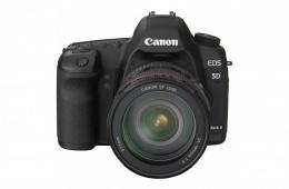 Canon 5D Mark2: старый король