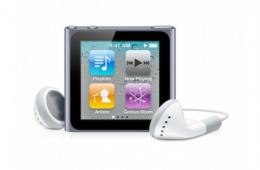 Apple iPod nano 8Gb: мал, да удал