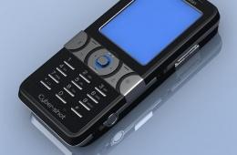 Качественный телефон Sony Ericsson K550i