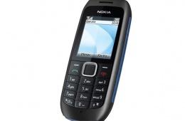 Nokia 1616 – довольно бюджетный вариант покупки мобильного телефона