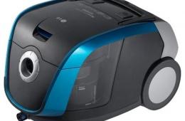 Пылесос модели LG VK99161NAU предназначен не только для сбора пыли, но и для мойки