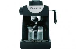 Rowenta ES 060010 – кофеварка для варки напитка из рассыпного сырья, а не из капсул с кофе