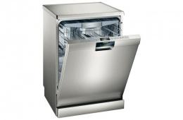 Посудомойка Siemens SN 25E812 прекрасно справляется с поставленной задачей