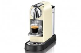 Nespresso Citiz - De'longhi EN165W – кофемашина, работающая на капсулах