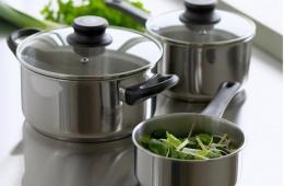 Посуда «Аннонс» от IKEA идеальна для ежедневного использования