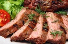 Похудение на мясе