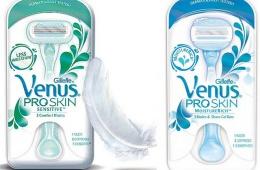 С бритвой Gillette Venus мои ножки всегда гладенькие