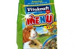 Vitacraft Menu Vital