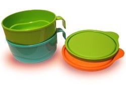 Очень маленькие тарелки для очень маленьких детей