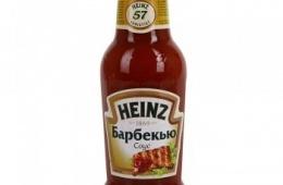 Соус Heinz барбекю - мой томатный вкус отдыха на природе