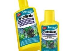 Прозрачная вода в аквариуме всего за пару часов