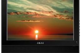 AKAI LTA-19E307 – телевизор со встроенным dvd-плейером