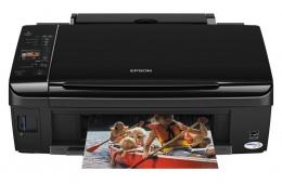 Epson Stylus TX210 – принтер, сочетающий в себе функции сканера и копира