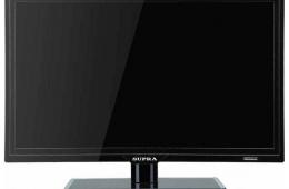 FUSION FLTV-16L10B – очень дешевый телевизор с led-подсветкой