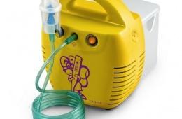 Little Doctor LD-211C – идеальная для детей модель ингалятора-небулайзера