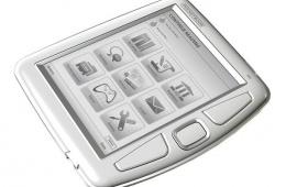 PocketBook 360 – электронная книга с черно-белым экраном и диагональю в 5 дюймов
