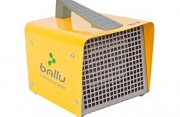 Ballu – производитель, выпускающий надежные обогреватели и тепловые завесы
