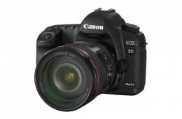 Canon 5D Mark2 – не самая дешевая камера для профессиональной съемки