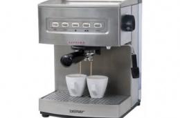 Zelmer 13Z013 – модель полуавтоматической кофемашины с контролем крепости