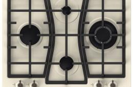 Gorenje GW 65 CLI – бежевая варочная поверхность для готовки на газу