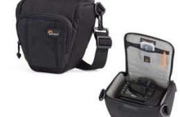 Удобная сумка для фотографов LOWEPRO Toploader Zoom 45 AW