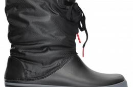 Легкие непромокающие сапоги на теплую зиму Crocs Women's