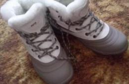 Мое разочарование в китайских зимних ботинках Anta А 2595D-3