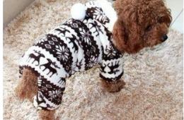 Зимняя одежда для небольших собак из интернет-магазина Aliexpress