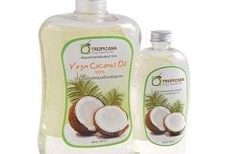 Натуральный кокос для красоты волос