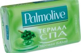 «Паровая Баня» - новое мыло от Palmolive из серии «Термал СПА»