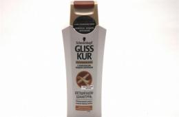«Блестящий каштан» от Gliss kur делает мой цвет волос более насыщенным