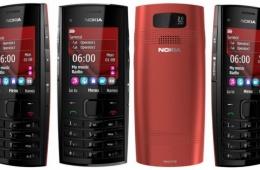 Nokia X2-02 - музыкальный телефон