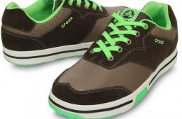 Туфли Crocs - последователи «клогов» - голландских деревянных башмаков