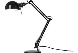 Удобная лампа для чтения