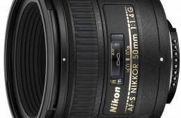 Nikon Nikkor 50mm f/1.8G AF-S - светосильный портретник