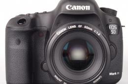 Гроза фотоаппаратов - Canon EOS 5D Mark III
