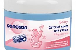 Крем для моего ребенка
