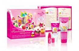 Леди в розовом: подарочные наборы для девочек