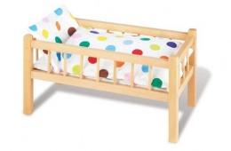 Одна из тех игрушек, которая воспитывает в девочке будущую мать